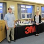 Nina Wedge and Bill Suzuki from 3M