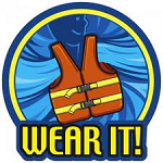 Safe Boating Week. Just wear it!